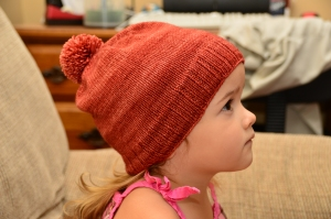 Eva's Winter Hat